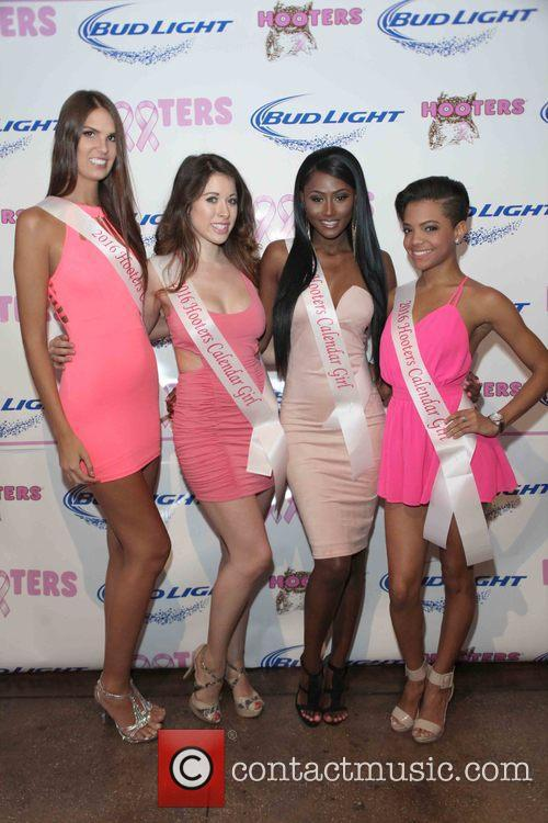 Nicole Hill, Katie Reynolds, Assiatou Barry and Francheska Marte 1