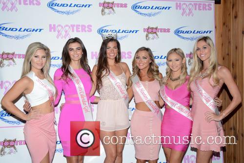 Brittany Pierce, Lydia Hipkiss, Sable Robbert, Ashton Presley and Victoria Rachoza 1