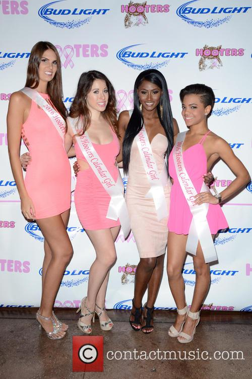 Nicole Hill, Katie Reynolds, Assiatou Barry and Francheska Matre 1