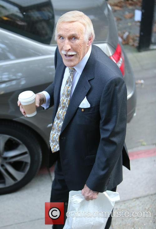 Bruce Forsyth Has Not Retired From Showbiz Yet