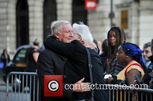 Chris Tarrant and Ian Lavender 1