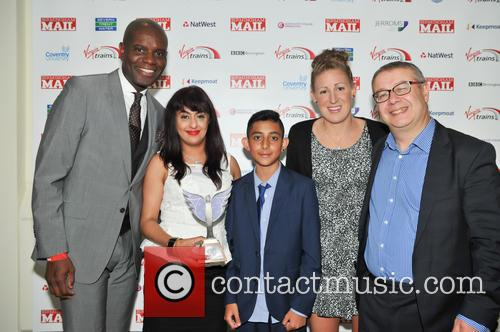 Ian Taylor, Raj Kaur, Andy Singh, Jodie Stimpson and Adrian Goldberg