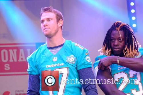 Ryan Tannehill and Jay Ajayi 1