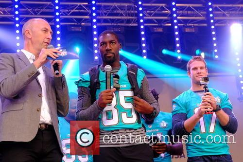 Ryan Tannehill and Greg Jennings 1