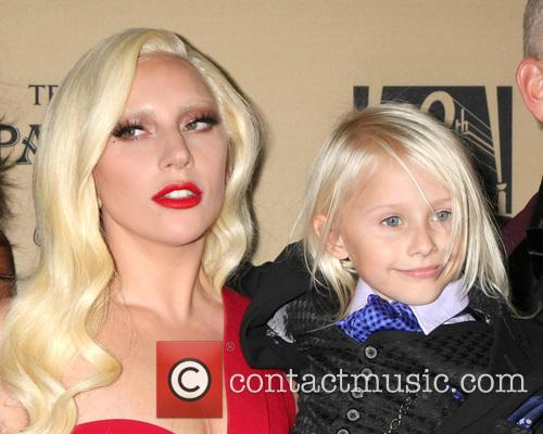 Lady Gaga and Lennon Henry 1