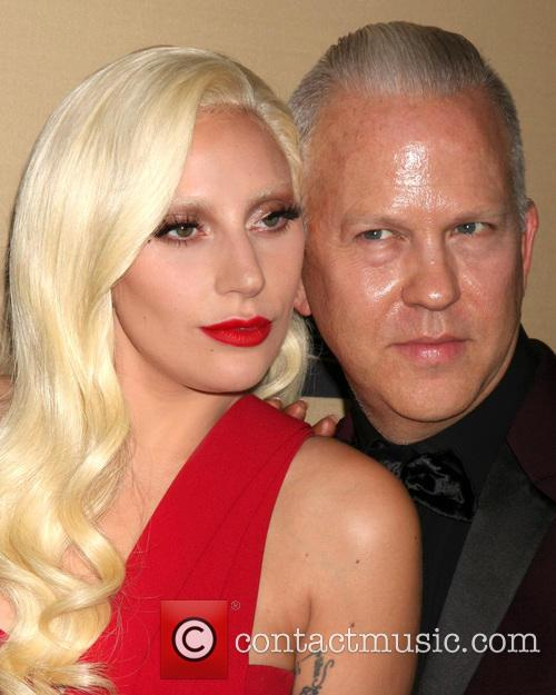 Lady Gaga and Ryan Murphy 2