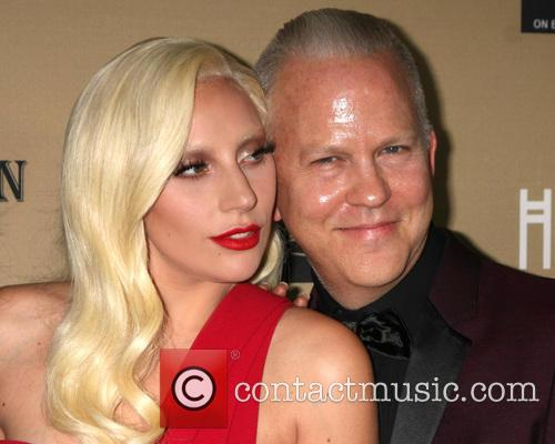 Lady Gaga and Ryan Murphy 3