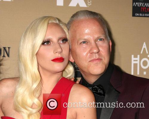 Lady Gaga and Ryan Murphy 1