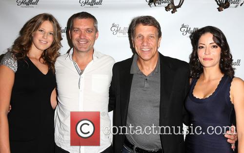 Gary Hudson, Emmanuelle Vaugier and Guests