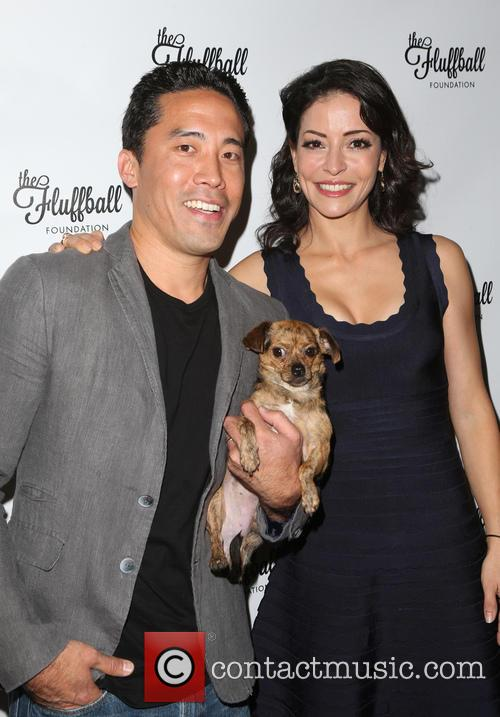 Marc Ching and Emmanuelle Vaugier 3