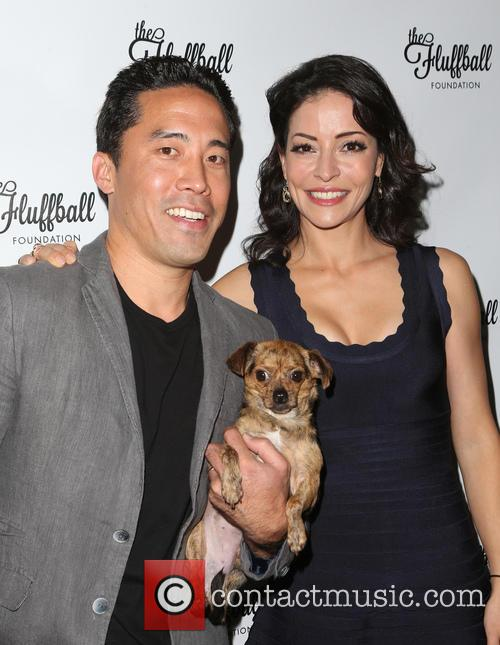 Marc Ching and Emmanuelle Vaugier 4