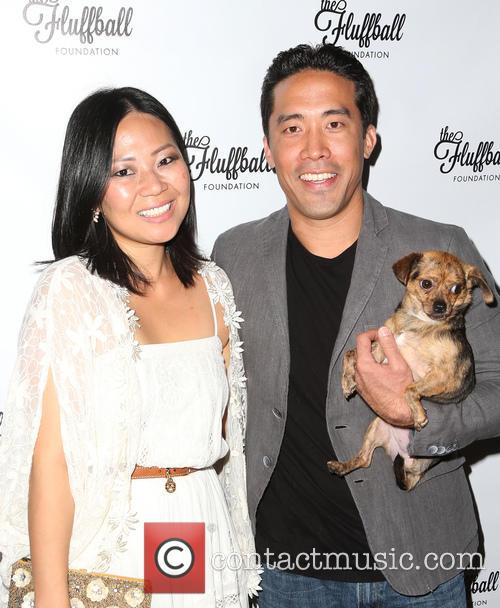 Emmanuelle Vaugier, Linda Ching and Marc Ching 3