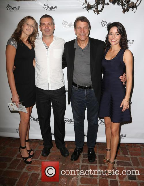 Gary Hudson, Emmanuelle Vaugier and Guests 4
