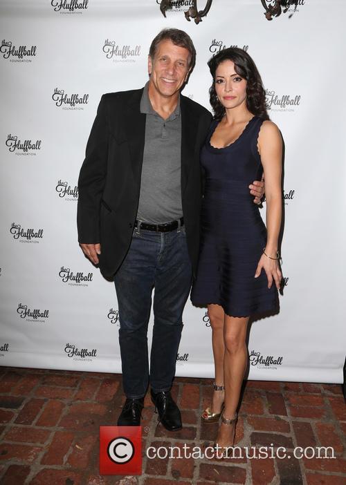 Gary Hudson and Emmanuelle Vaugier 2