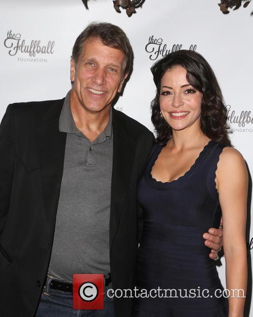 Gary Hudson and Emmanuelle Vaugier 1