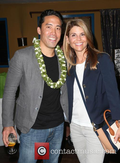 Marc Ching and Lori Loughlin 1