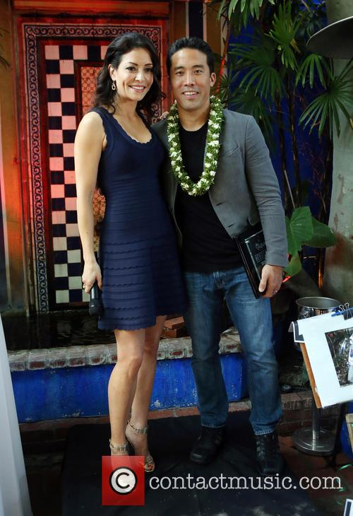 Emmanuelle Vaugier and Marc Ching 6