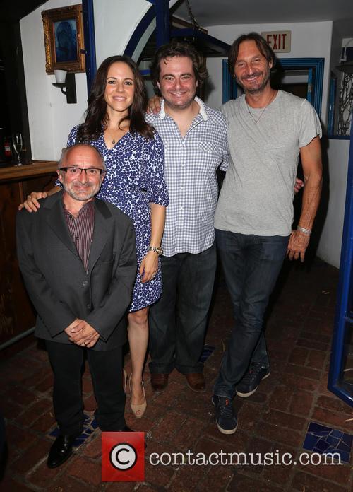 Emmanuelle Vaugier, Rick Howland, Anna Silk, Seth Cooperman and Nicolas Meschin 2