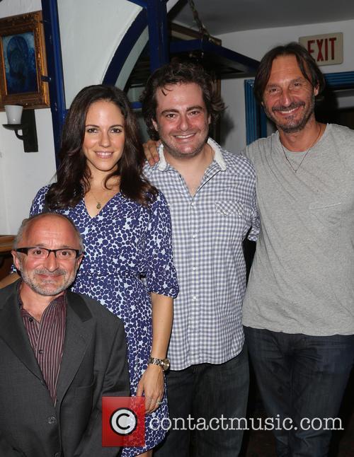 Emmanuelle Vaugier, Rick Howland, Anna Silk, Seth Cooperman and Nicolas Meschin 4