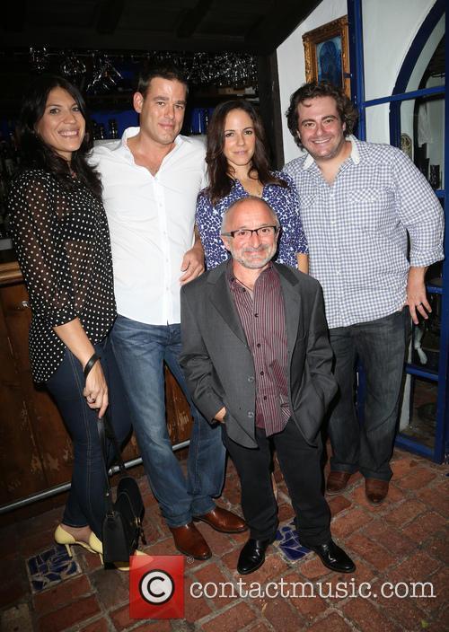Ivan Sergei, Anna Silk, Seth Cooperman and Rick Howland 2