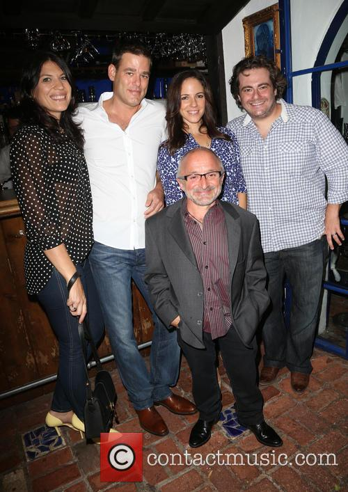 Ivan Sergei, Anna Silk, Seth Cooperman and Rick Howland 1
