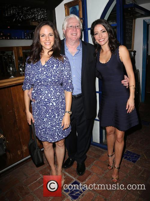 Anna Silk, Chris Jackson and Emmanuelle Vaugier 2