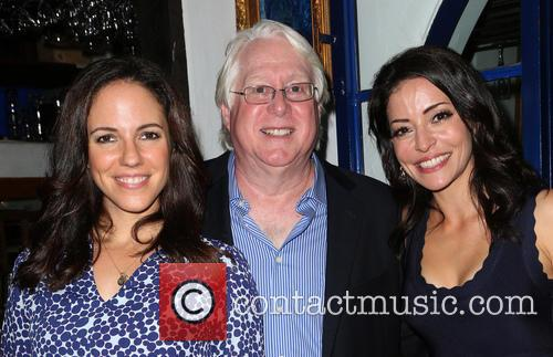 Anna Silk, Chris Jackson and Emmanuelle Vaugier 3