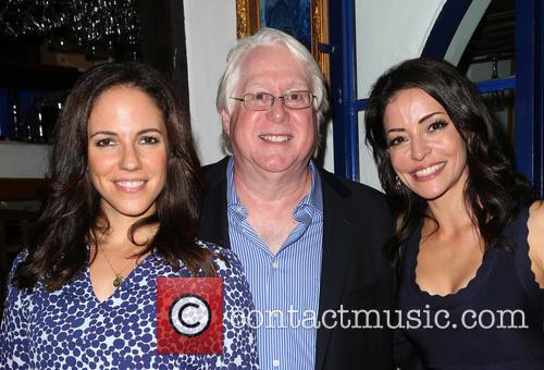 Anna Silk, Chris Jackson and Emmanuelle Vaugier 4
