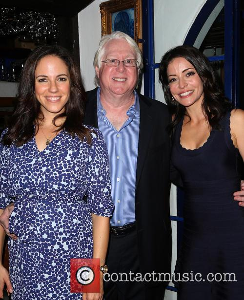 Anna Silk, Chris Jackson and Emmanuelle Vaugier 1