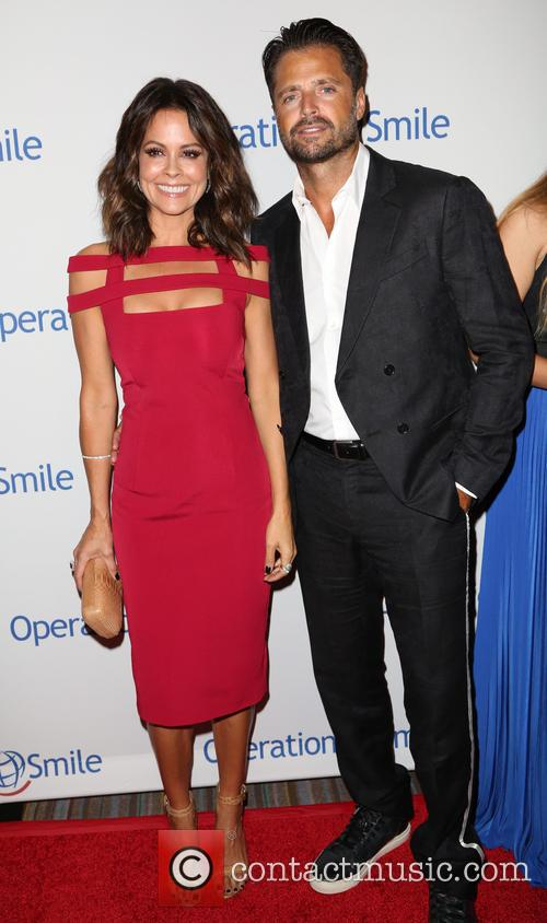 Brooke Burke-charvet and David Charvet 2