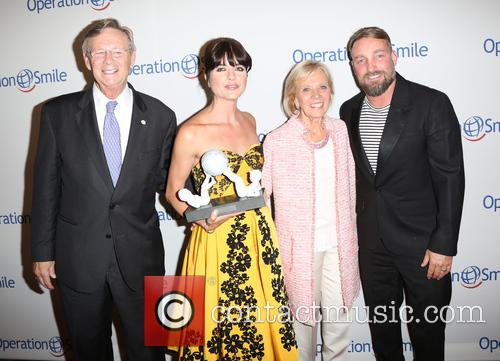 Bill Magee, Selma Blair, Kathy Magee and Brian Bowen Smith 1