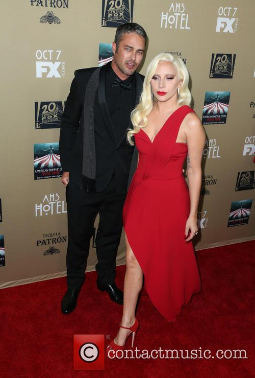 Taylor Kinney and Lady Gaga 2