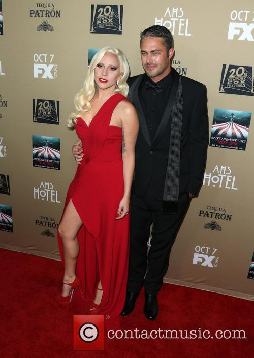 Taylor Kinney and Lady Gaga 6