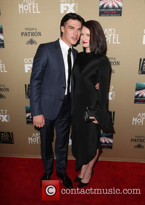 Finn Wittrock and Sarah Roberts 4