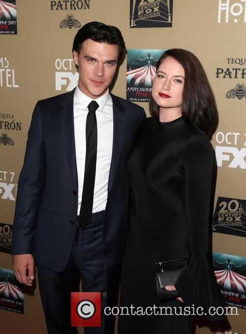 Finn Wittrock and Sarah Roberts 6