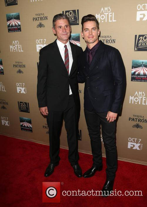 Simon Halls and Matt Bomer 2