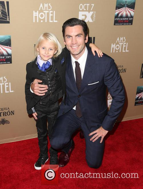 Wes Bentley and Lennon Henry 3