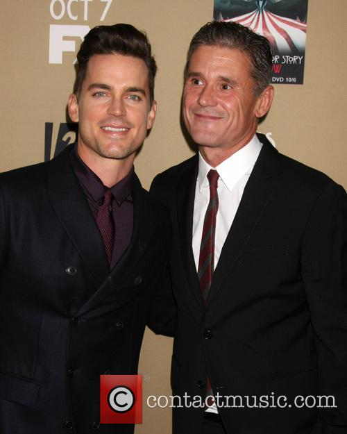 Matt Bomer and Simon Halls 2