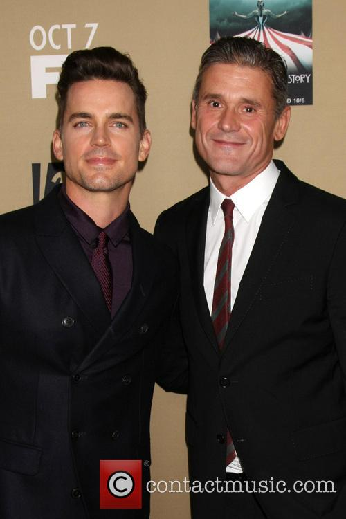 Matt Bomer and Simon Halls 3