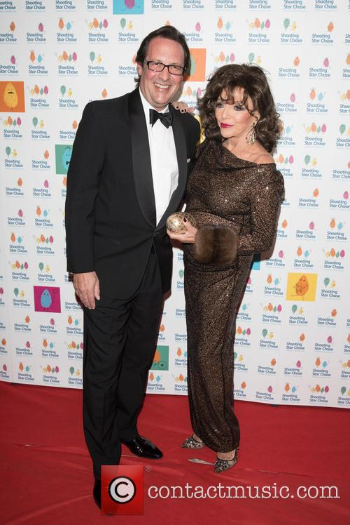 Joan Collins and Percy Gibson 2