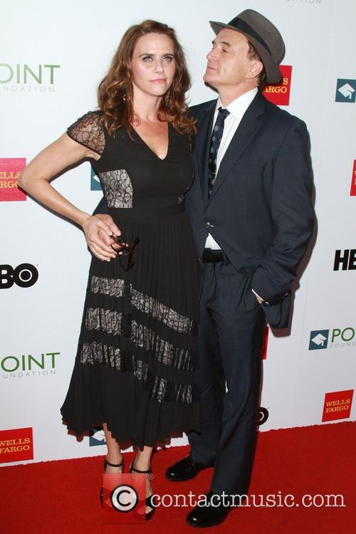 Amy Landecker and Bradley Whitford 2