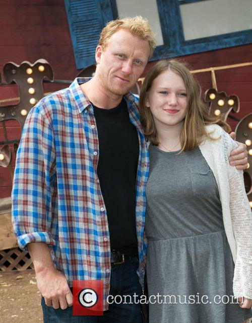 Kevin Mckidd and Iona Mckidd 1