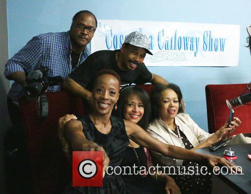 Eric Epperson, Cosandra Calloway, Victor Orlando, Scherrie Payne and Susaye Greene 1
