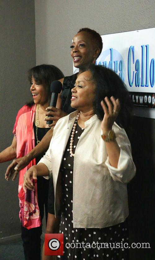 Scherrie Payne, Cosandra Calloway and Susaye Greene 2