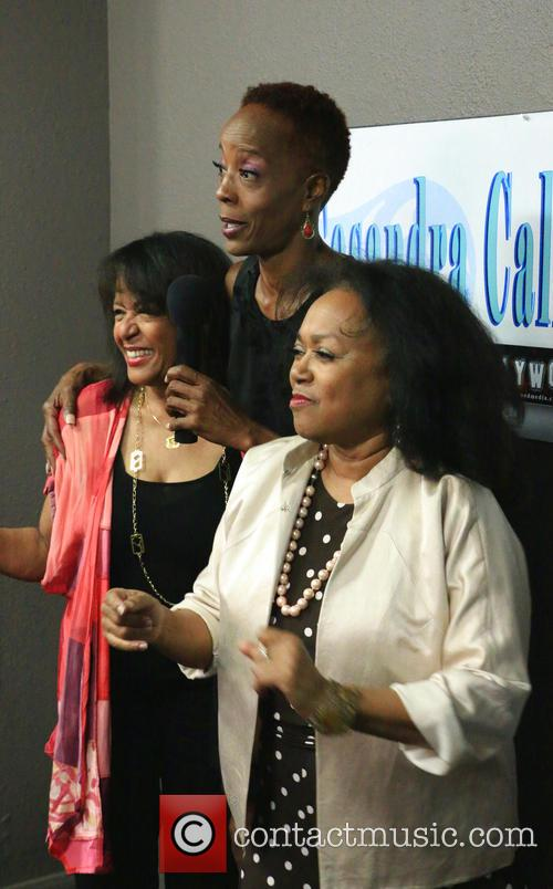 Scherrie Payne, Cosandra Calloway and Susaye Greene 3
