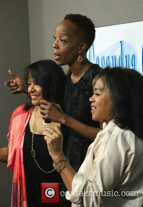 Scherrie Payne, Cosandra Calloway and Susaye Greene 1