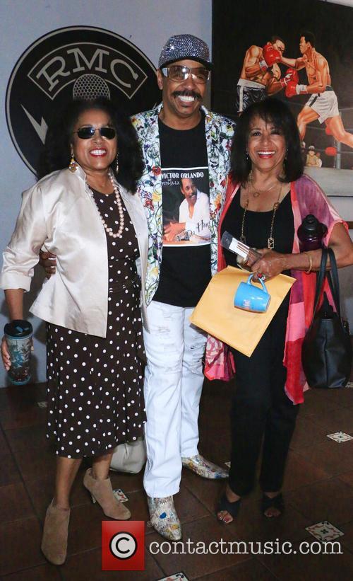 Scherrie Payne, Victor Orlando and Susaye Greene 1