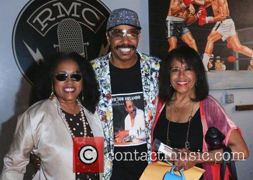 Susaye Greene, Victor Orlando and Scherrie Payne 1
