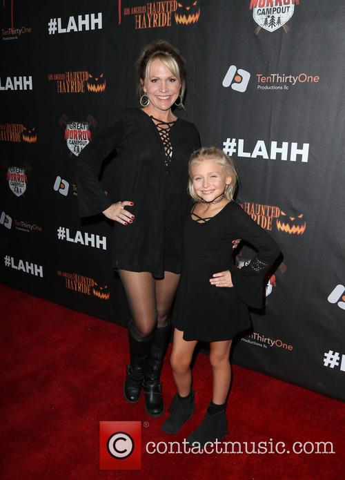 Barbara Alyn Woods and Alyvia Alyn Lind 2