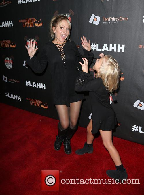 Barbara Alyn Woods and Alyvia Alyn Lind 1